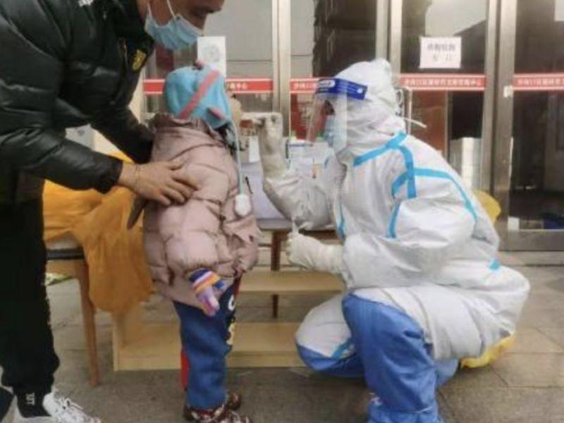 ▲中國大連新冠肺炎疫情再度爆發。(圖/翻攝微博)