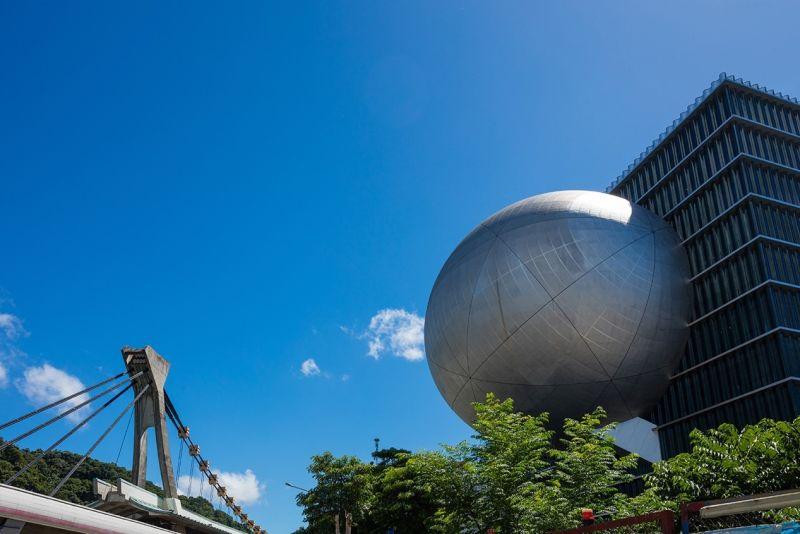 ▲台北表演藝術中心即將完工。(圖/東馬建設提供)