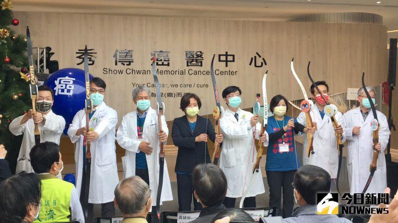影/癌症為臺灣十大死因之首 五全照顧新世代