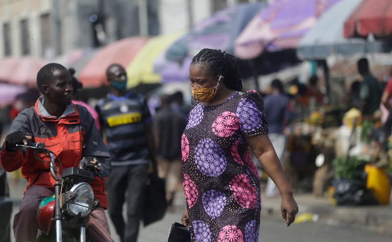 非洲新冠疫情延燒 累計確診數突破300萬大關