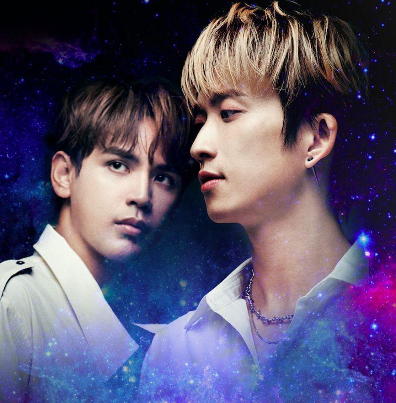 ▲陳零九、邱鋒澤組成「九澤CP」,將於明年5月舉辦演唱會。(圖/滾石唱片提供)