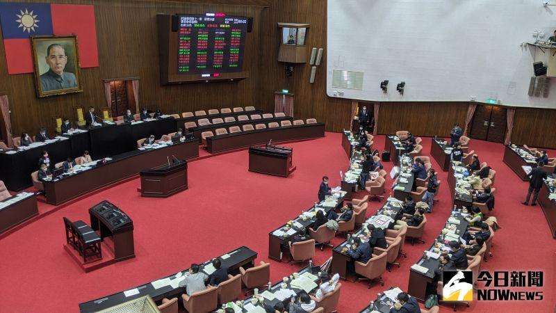 立院將開修憲委員會 民進黨團力拚3案「全過關」