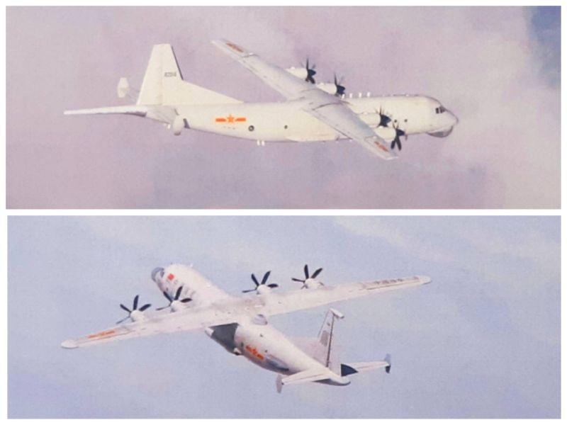 共機年擾台380架次 國防院分析四大原因