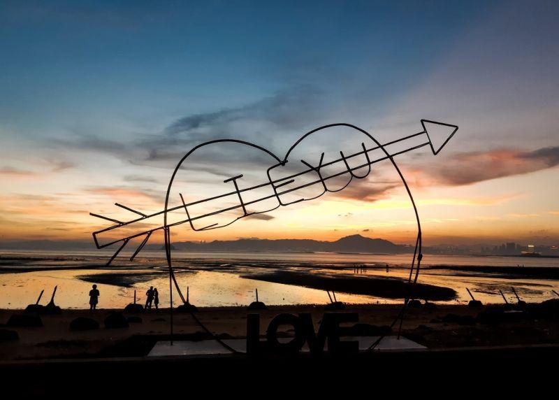 金門烈嶼鄉攝影比賽 張凱傑以「愛情」奪冠