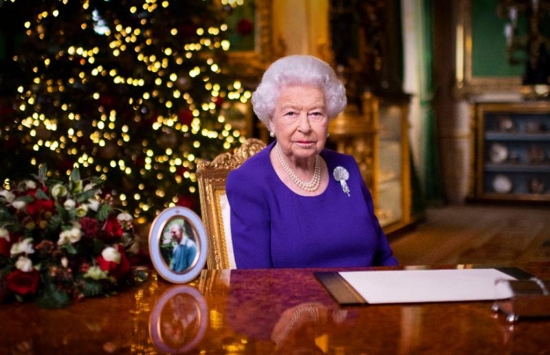 英國女王耶誕節演說:你並不孤單