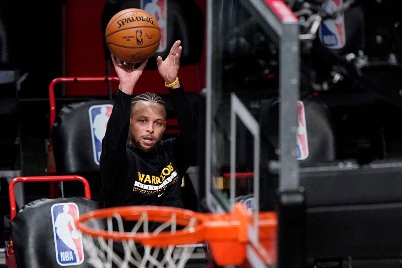 NBA/寶化為石?Curry神奇不再 勇士正面臨巨大危機