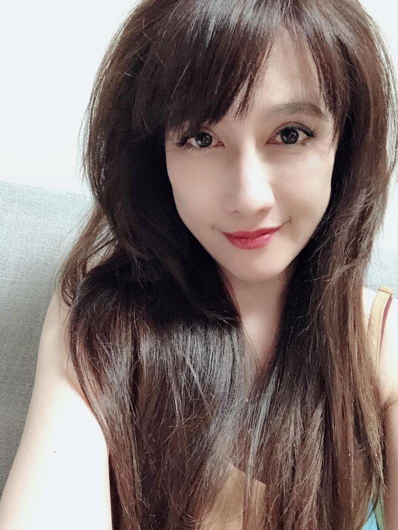 ▲陳子璇坦言小時候確實有嚮往過異國戀情。(圖/陳子璇臉書)