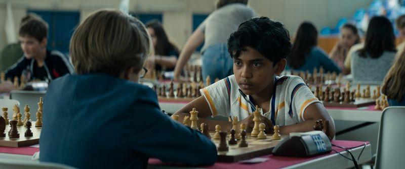 ▲▼法辛穆罕默德(上圖右,下圖前)一步步創造國際西洋棋界的奇蹟。(圖/車庫)