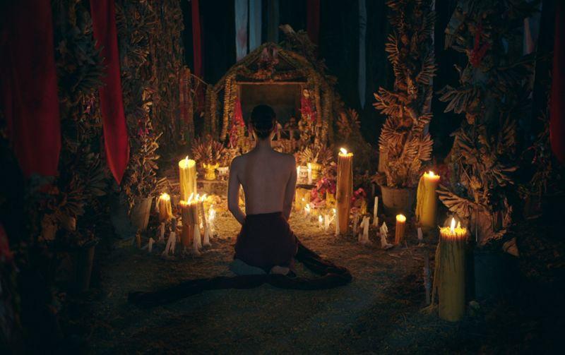 ▲《養鬼人》解密泰國「處女獻祭」傳統。(圖/車庫)