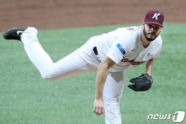 ▲ Jake Brigham。(取自韓國媒體new1)