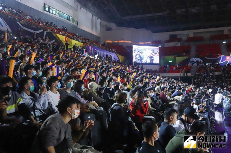 新竹街口攻城獅隊史首戰現場有6688名觀眾入場觀賽
