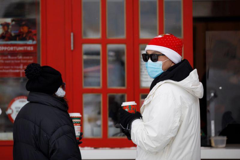 英傳染力強大變種病毒株 加拿大偵測到首批2例