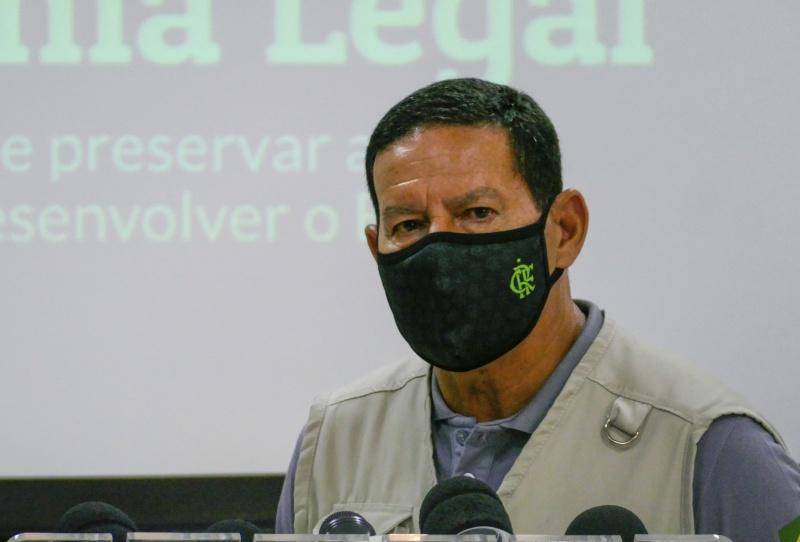 ▲巴西副總統莫勞確診新冠肺炎。資料照。(圖/美聯社/達志影像)