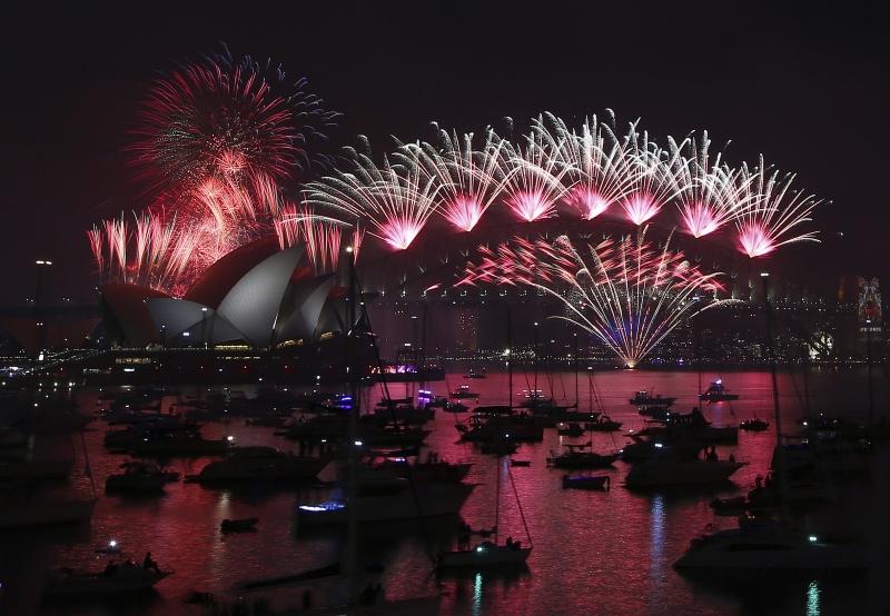 跨年揮不去新冠陰霾 <b>雪梨</b>煙火秀縮小規模
