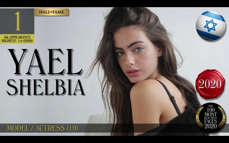 ▲雅兒謝爾比亞是2020世界最美女星。(圖/TC Candler YouTube)