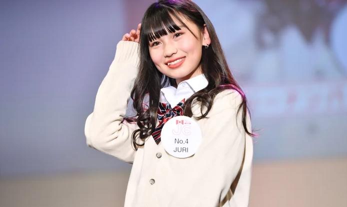 ▲▲全日本最可愛的國中生冠軍出爐。(圖/翻攝自日媒《modelpress》)