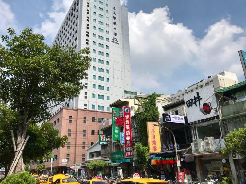 台中北區有醫院、一中商圈