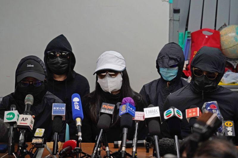 12港人案代理律師盧思位 確定遭吊銷執照