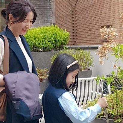 ▲李英愛兼顧工作及家庭。(圖/李英愛instagram)