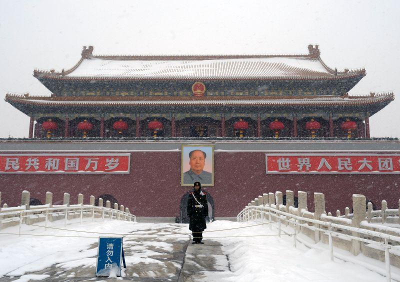 中國遇「霸王級寒流」8成國土急凍 當局緊急調整限電令