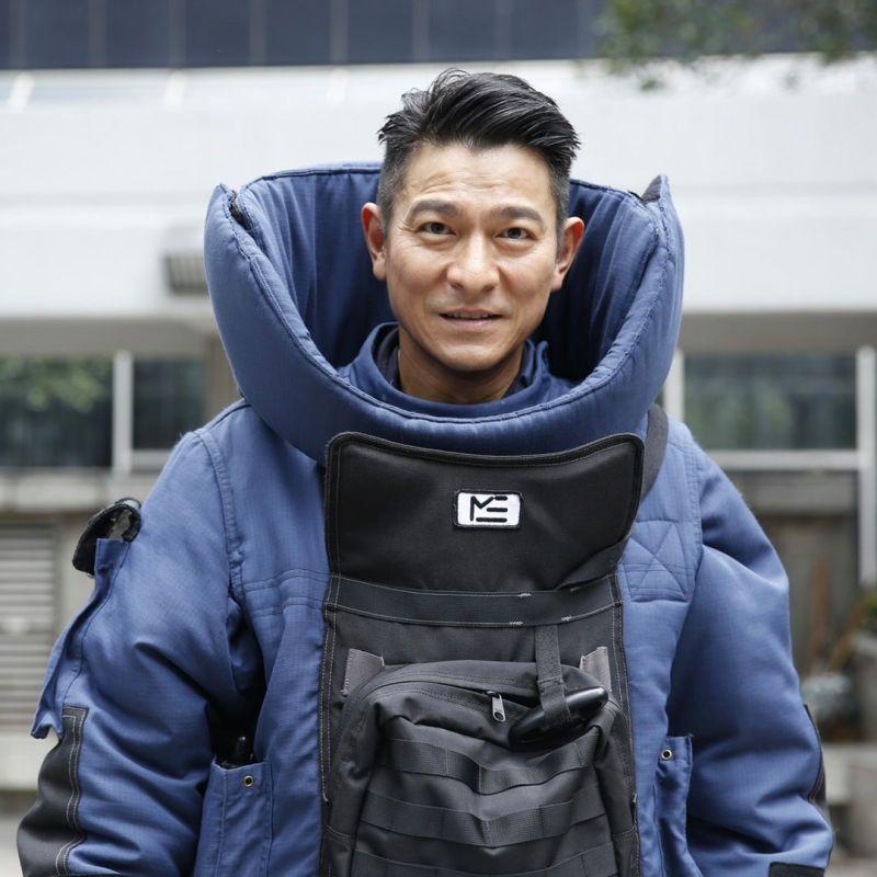 ▲近日有空服員在社群網站曝光劉德華的愛妻舉動。(圖/華映提供)