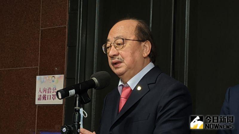 柯建銘:民進黨成立憲改小組 3月3日中常會公布名單