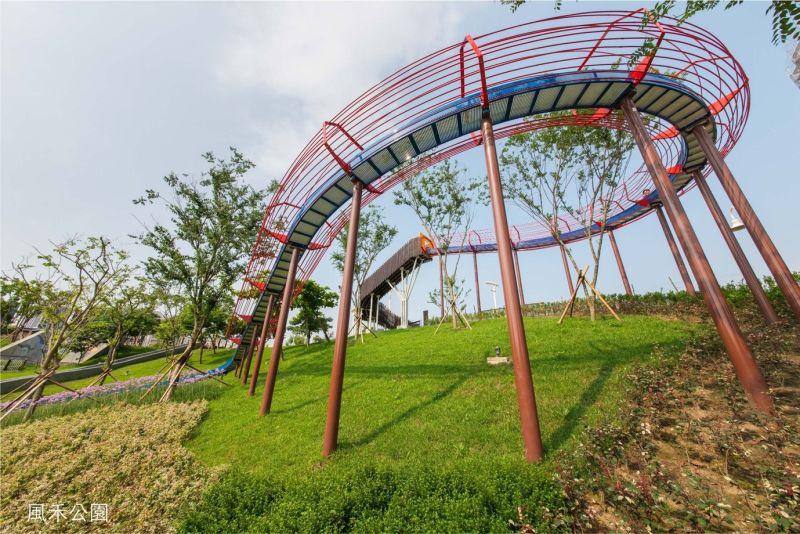 ▲中路特區3大公園、6座兒童公園綠覆率高,交通與生活機能強,滿足居住與就業人口需求。(圖/資料照片)