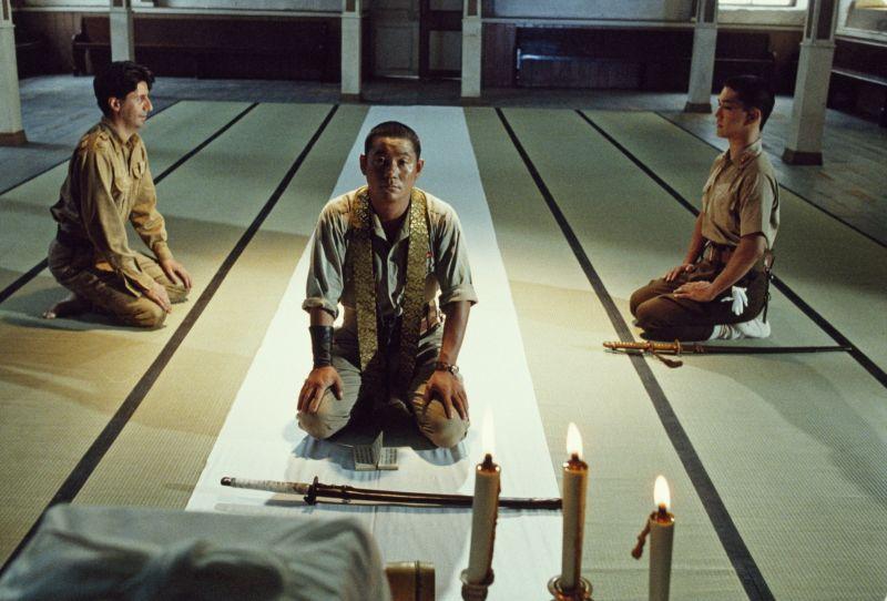 ▲《俘虜》是「日本影壇教父」北野武首次跨足影壇之作。(圖/甲上提供)