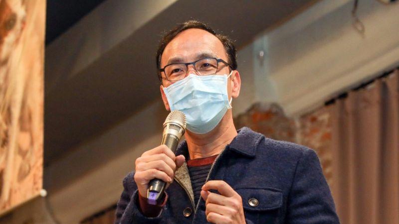 朱立倫:80元就可買台灣豬貼紙 將是台灣美食崩壞的開始