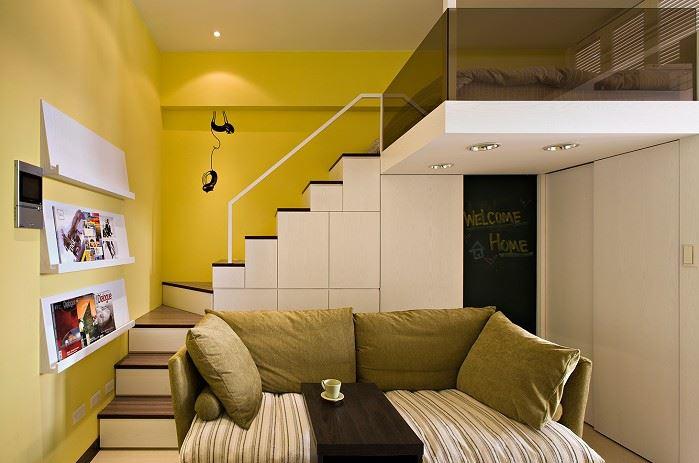 療癒且充滿正能量是今年居家設計主軸