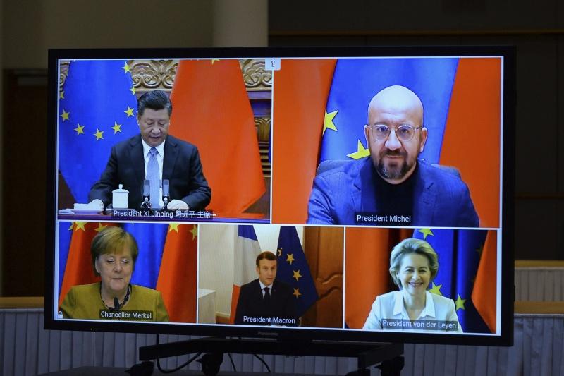 歐中投資協定達成 歐盟:捍衛戰略自主性重要一步