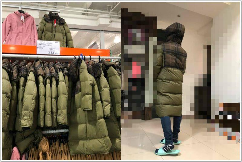 好市多遇「神級外套」!她寒流實測有fu 網見價格全暴動