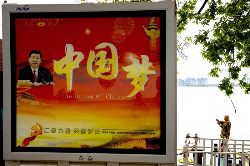 戰狼外交對內大成功!中國官媒民調:近8成認同形象提升