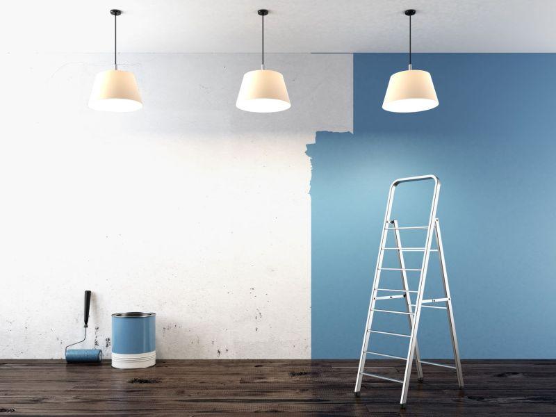 油漆選色將影響居家氛圍