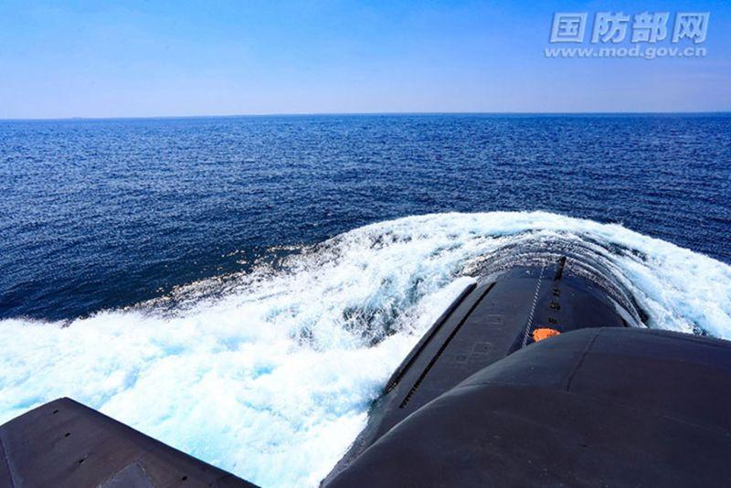 讓美國警覺的中國大陸潛艇部隊 是如何崛起的?