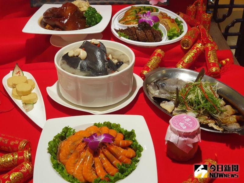 餐廳圍爐宴訂不到?    別急,常溫外帶年菜同享佳餚好滋味