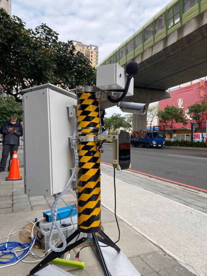 高噪音車輛注意 中市「聲音照相」執法上路