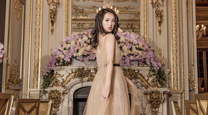 富二代炫富無極限 華為小公主姚安娜生活盡顯奢華