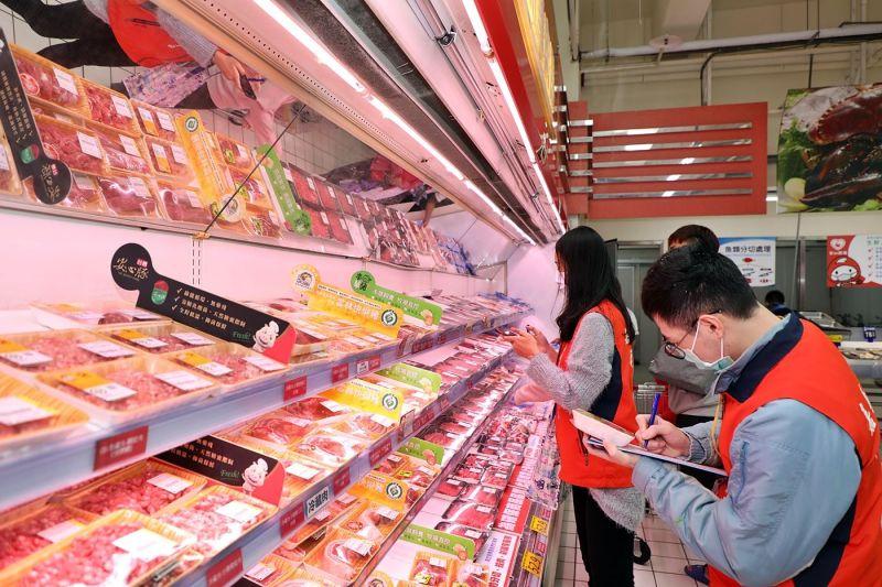 嘉市府查驗豬肉標示 為食安把關