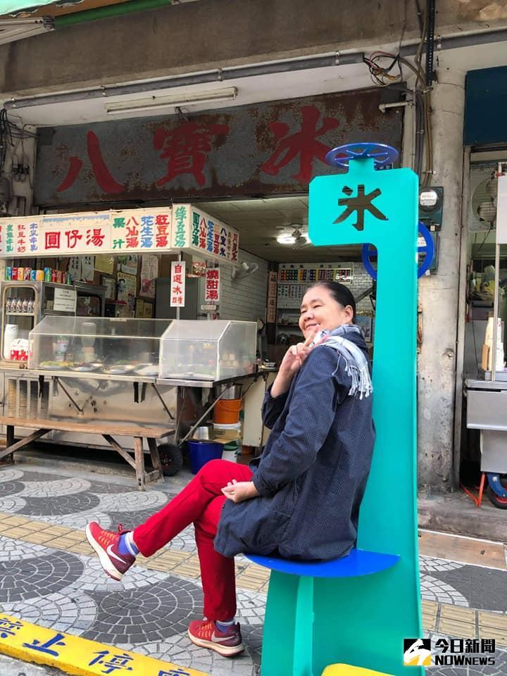▲結合8個藝術家,16件作品,藝術造街,永樂商圈並力推彰化特有咖啡飄香,歡迎來打卡購物,體驗「2021彰化永樂咖啡文創購物節」。(圖/彰化縣政府提供)