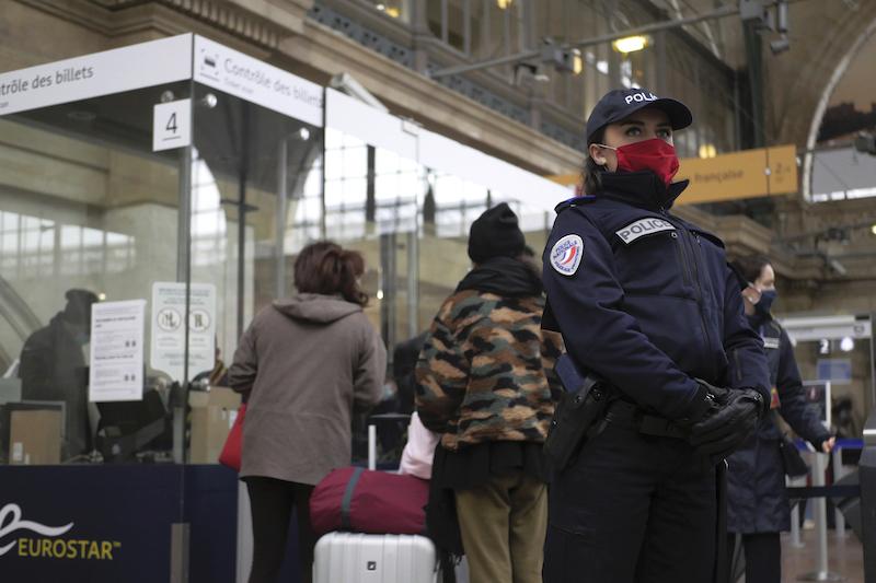 法國新增3466人確診 政府設定日增不到5千例達標