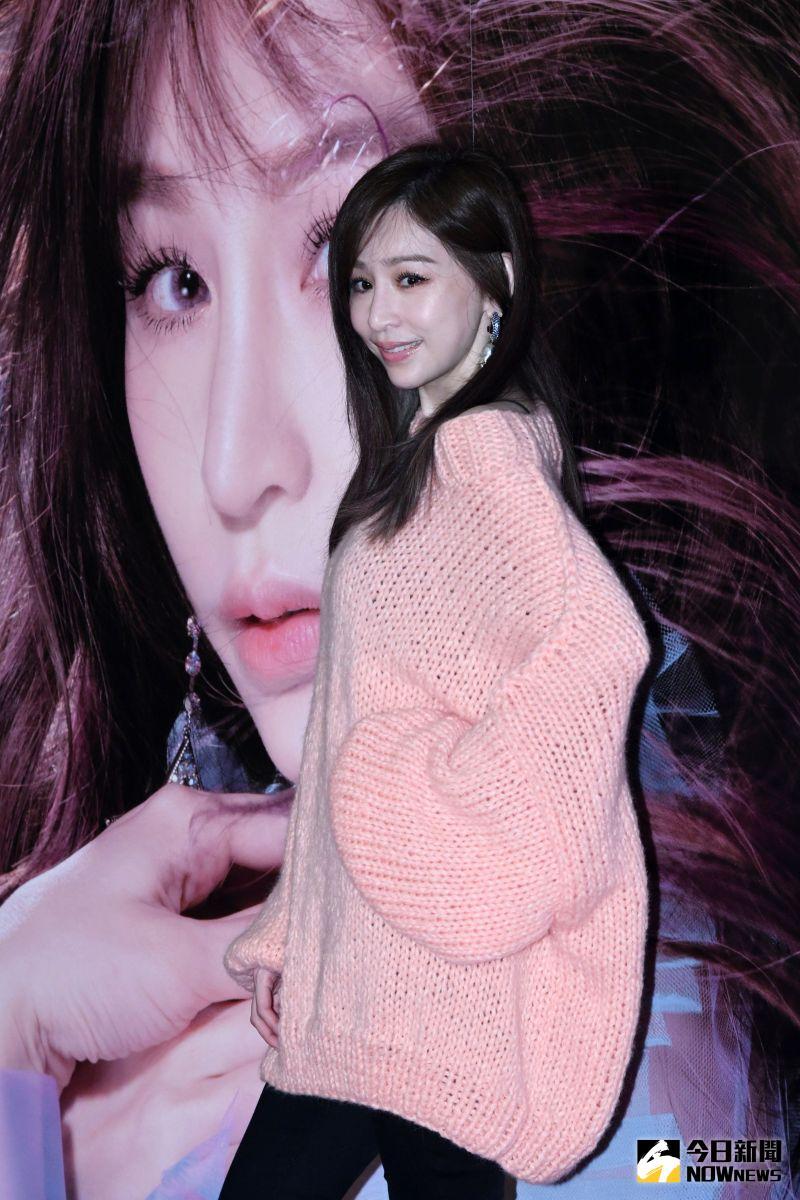 ▲王心凌在台北小巨蛋舉辦「CYNDILOVES2SING愛・心凌巡迴演唱會