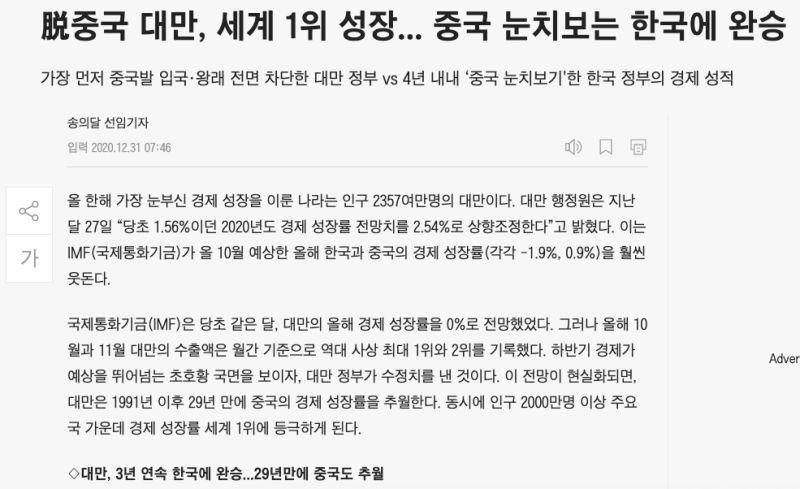 ▲(圖/翻攝自《朝鮮日報》)