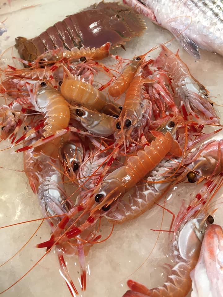 ▲有網友PO出自己在東港市場買的「硬殼蝦」,跪求這種蝦的真實名稱,結果內行一看隨即秒解,大讚「鮮甜又好吃」。(圖/翻攝自臉書社團《爆系知識家》)