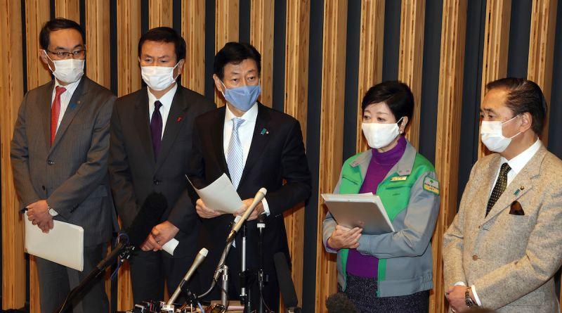東京請求發布「緊急狀態」!日本政府考量2大原因未同意