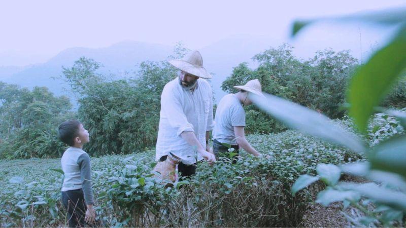 ▲曾馨瑩(左)拍出宜蘭之美。(圖/曾馨瑩臉書)