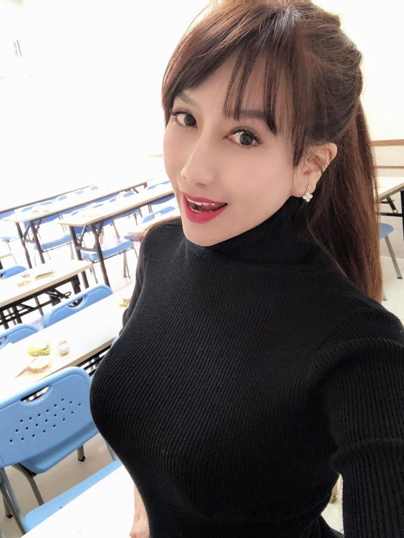 ▲補教天后陳子璇前陣子剛離婚。(圖/陳子璇臉書)