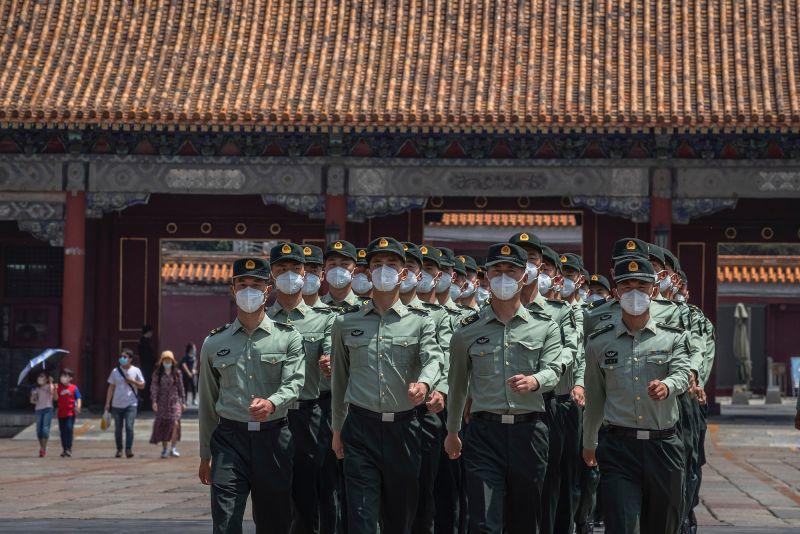 中國修《國防法》正式生效 外媒分析「4字」藏開戰玄機