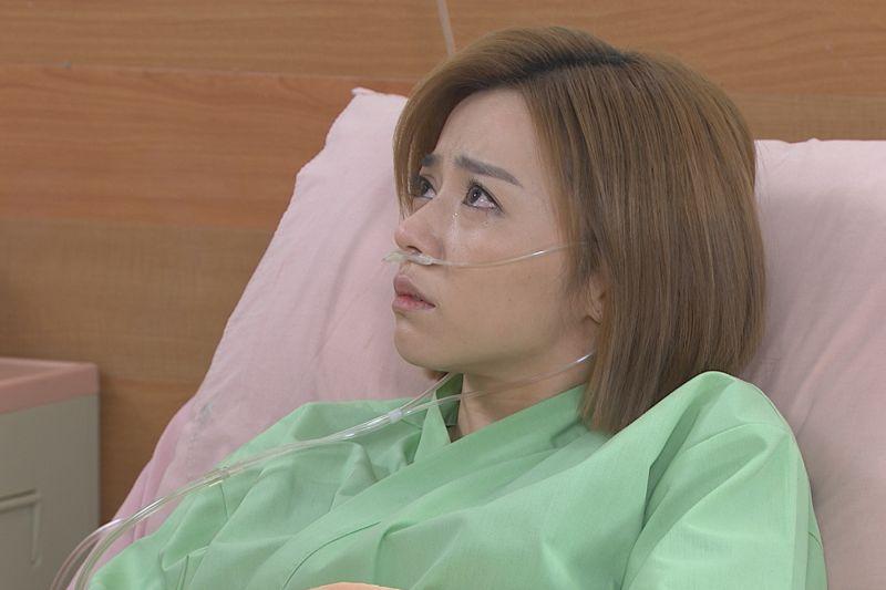 ▲王瞳在《多情城市》手術成功跟家人團圓,讓觀眾爆哭。(圖 / 民視提供)