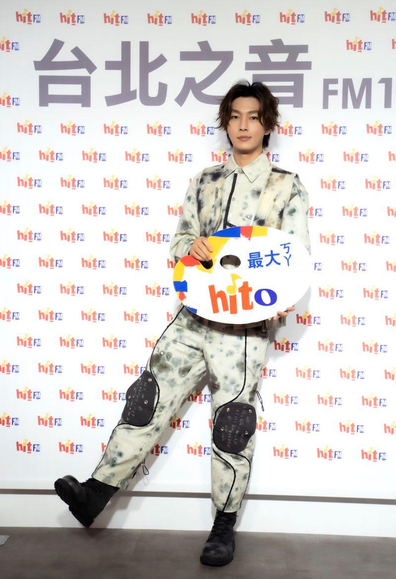 ▲炎亞綸擔任今年1月的「hito最大咖」。(圖/Hit